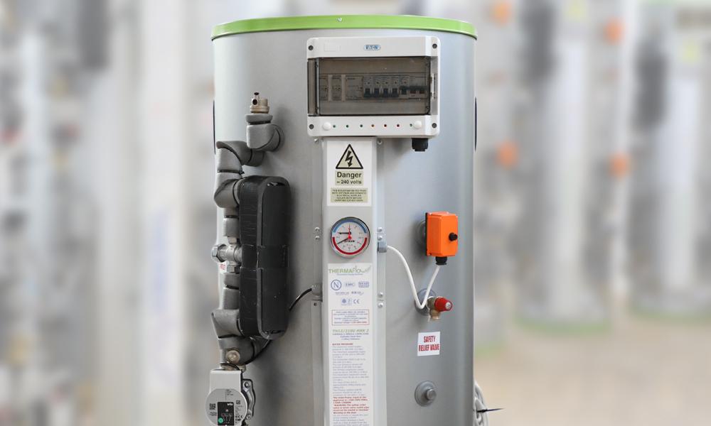 glasgow renewable energy boiler